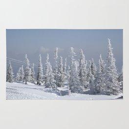 Winter season Rug