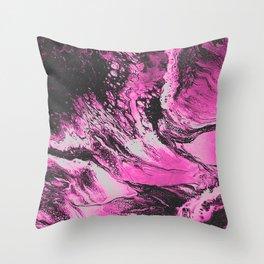 BONES & MIRAGE Throw Pillow