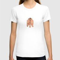 r2d2 T-shirts featuring R2D2 by radiantlee