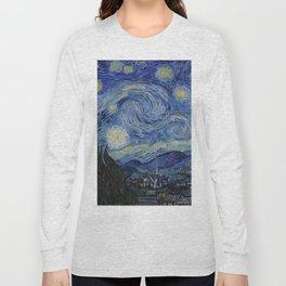 THE STARRY NIGHT - VAN GOGH Long Sleeve T-shirt