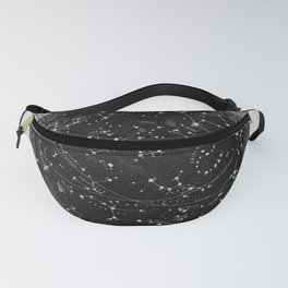 Antique Map of the Night Sky Fanny Pack