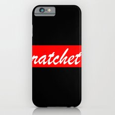 ratchet | Typography iPhone 6s Slim Case