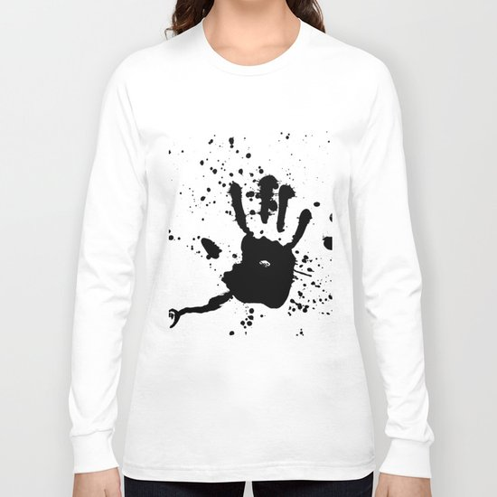 LEAVE YOUR MARK Long Sleeve T-shirt