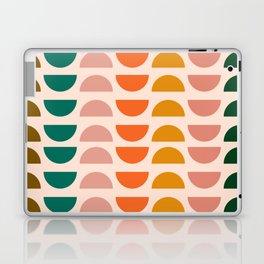 Retro 70s Geometrics Laptop & iPad Skin
