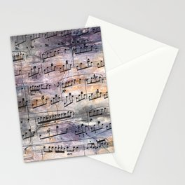 Chopin - Nocturne Stationery Cards