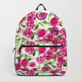 Brittarose Roses Backpack