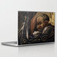 warcraft Laptop & iPad Skins featuring Phantom Limb by BAXA by baxaart