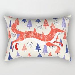 Holiday Mood Rectangular Pillow