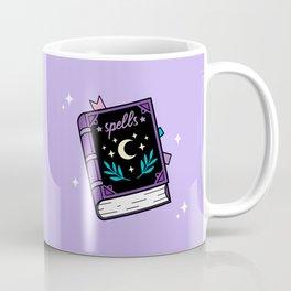 Magical Spellbook Coffee Mug