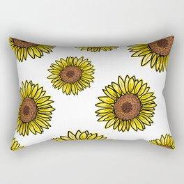 Gira gira sol Rectangular Pillow