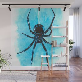 Diamond spider Wall Mural