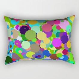 Circles #12 - 03172017 Rectangular Pillow