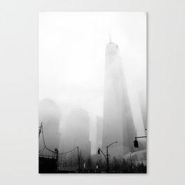 In a dream Canvas Print