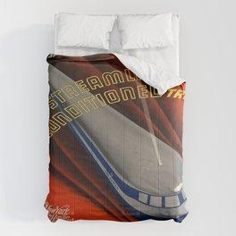 Vintage poster - The Comet Comforters
