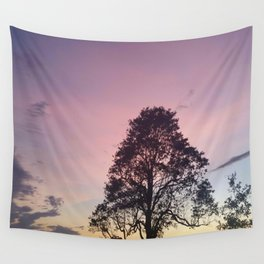Pastel Sky #3 Wall Tapestry