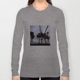 K Town Beach Long Sleeve T-shirt