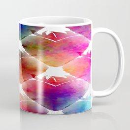 Heart Shape Strawberry Coffee Mug
