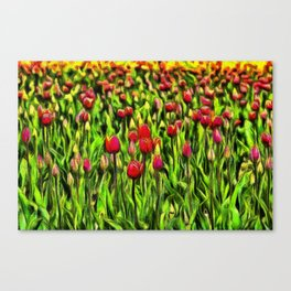 Forever Tulips Canvas Print