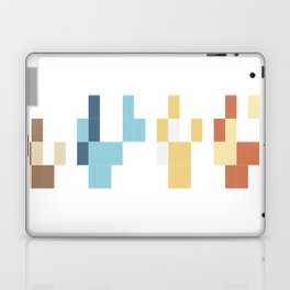 Basic, Water, Thunder, Flame Laptop & iPad Skin