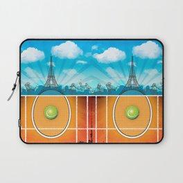 Paris Tennis Laptop Sleeve