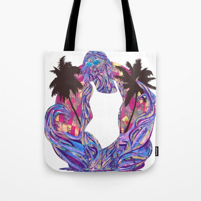 Cali for the Summer Tote Bag