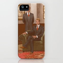 We provide... leverage iPhone Case