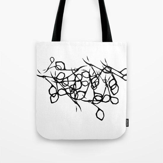 Scissors Tote Bag