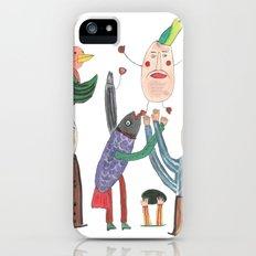 Crazy Egg. iPhone (5, 5s) Slim Case
