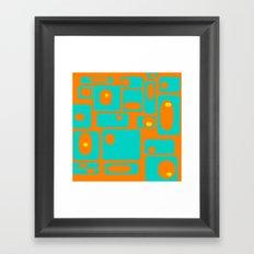 Earl Framed Art Print