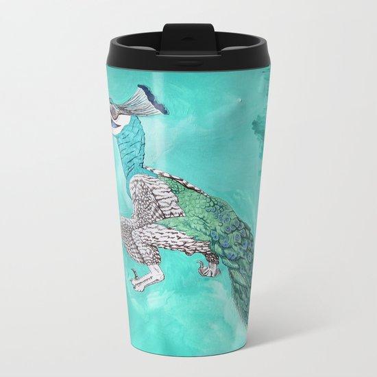 Velocicock  Metal Travel Mug
