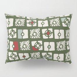 Modern Christmas Pattern Print Design Pillow Sham