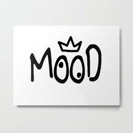 Mood #4 Metal Print