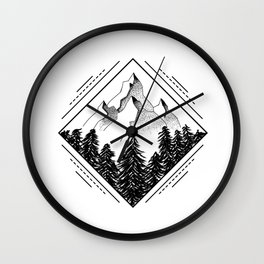 Black Forest Wall Clock