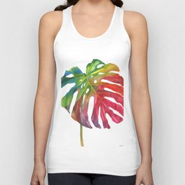 Leaf vol 2 Unisex Tank Top