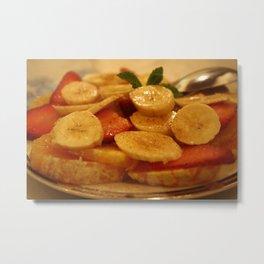 Fruits du Maroc Metal Print