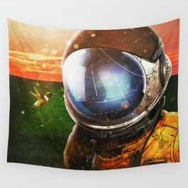 Socializing Wall Tapestry