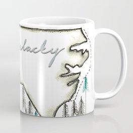 Cackalacky. Coffee Mug