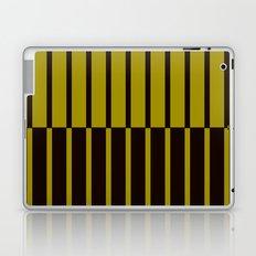 Quagga Zebra Plays Piano Laptop & iPad Skin