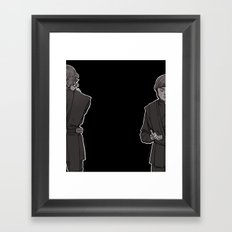 A Long Time Ago Framed Art Print