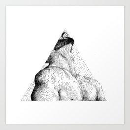 Dood 6 Art Print