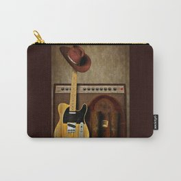 Country Guitar Carry-All Pouch