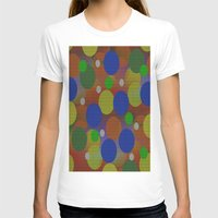 circles T-shirts featuring Circles by Sartoris ART
