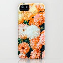 Garden Song #photography #nature iPhone Case
