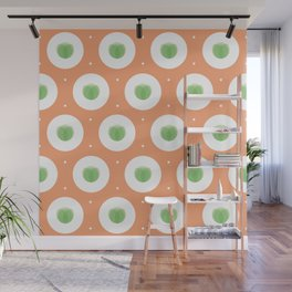 Brussel Sprouts Wall Mural