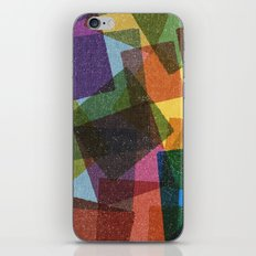 Square Miles. iPhone Skin