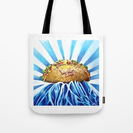 Taco Love Forever Tote Bag