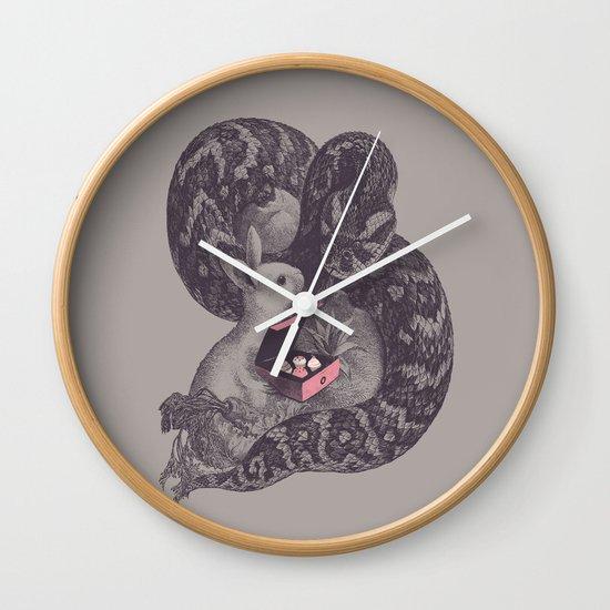Cupcake? Wall Clock