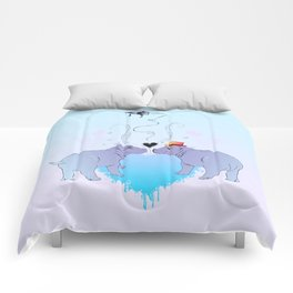 Love Buzz Comforters