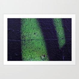 Dash Art Print