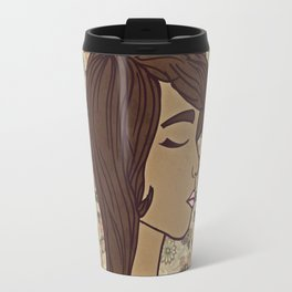 She Hopes Travel Mug